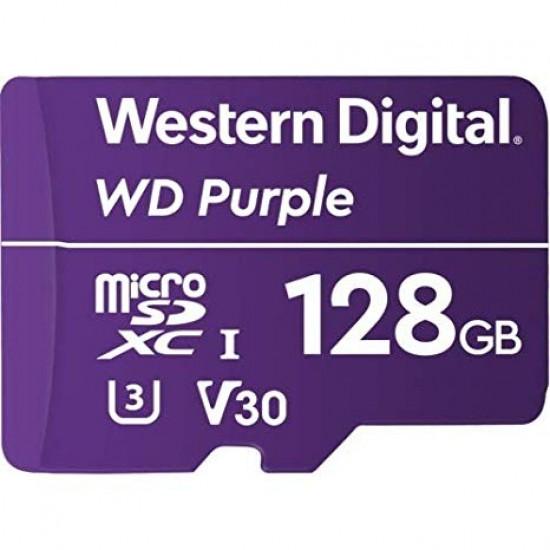 WD 128GB Purple microSD kartica