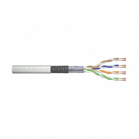 Kabel CAT.5e SF-UTP flex 4x2 AWG26 100m Digitus