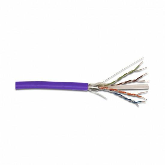 Kabel CAT.6  F/UTP 4x2 AWG23 Eca 305m kolut Digitus