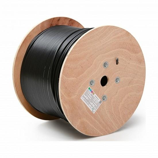 Kabel CAT.5e FTP 4x2 AWG24 300Mhz Euroclass Eca 100m ZUNANJI KELine