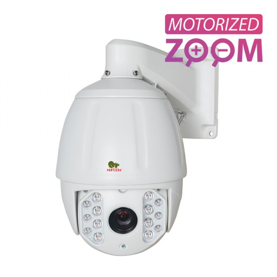 2.0MP IP Varifokal kamera IPS-220X-IR 3.0
