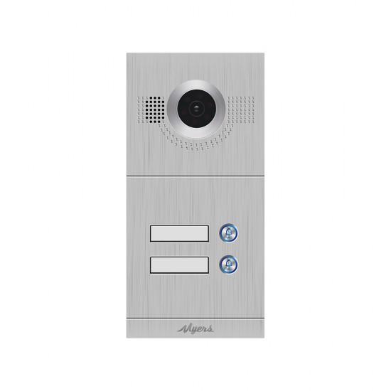 IP video zvonec MIP-300 Silver 2B