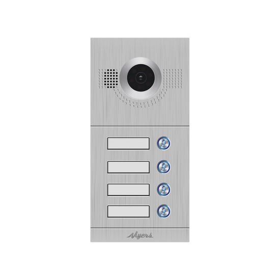 IP video zvonec MIP-300 Silver 4B