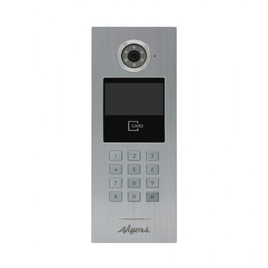 IP video zvonec MIP-100MU Silver