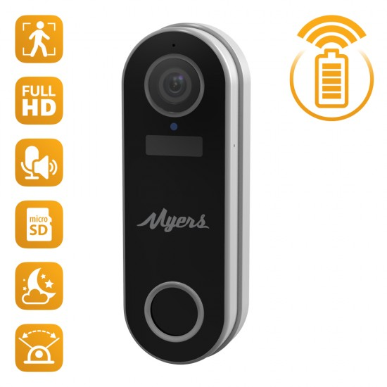 2.0MP Wire-Free doorbell MBD-100