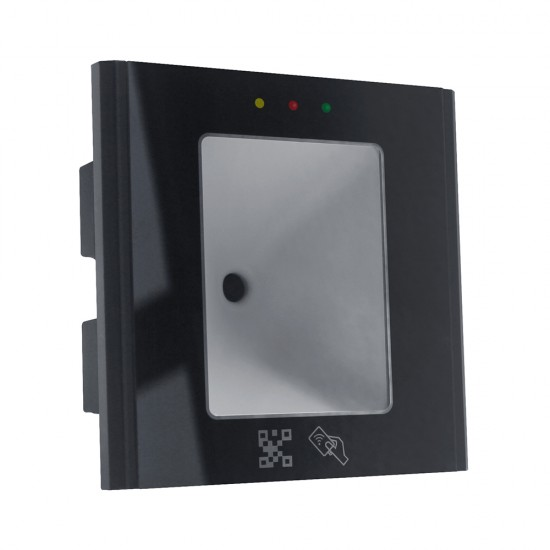 Reader PAR-QM11 Black (QR-code reader + Mifare)