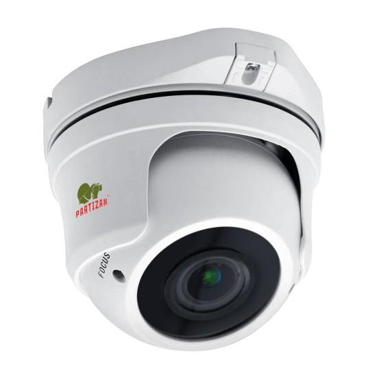 5.0MP AHD camera CDM-233H-IR SuperHD Starlight 1.0 Metal